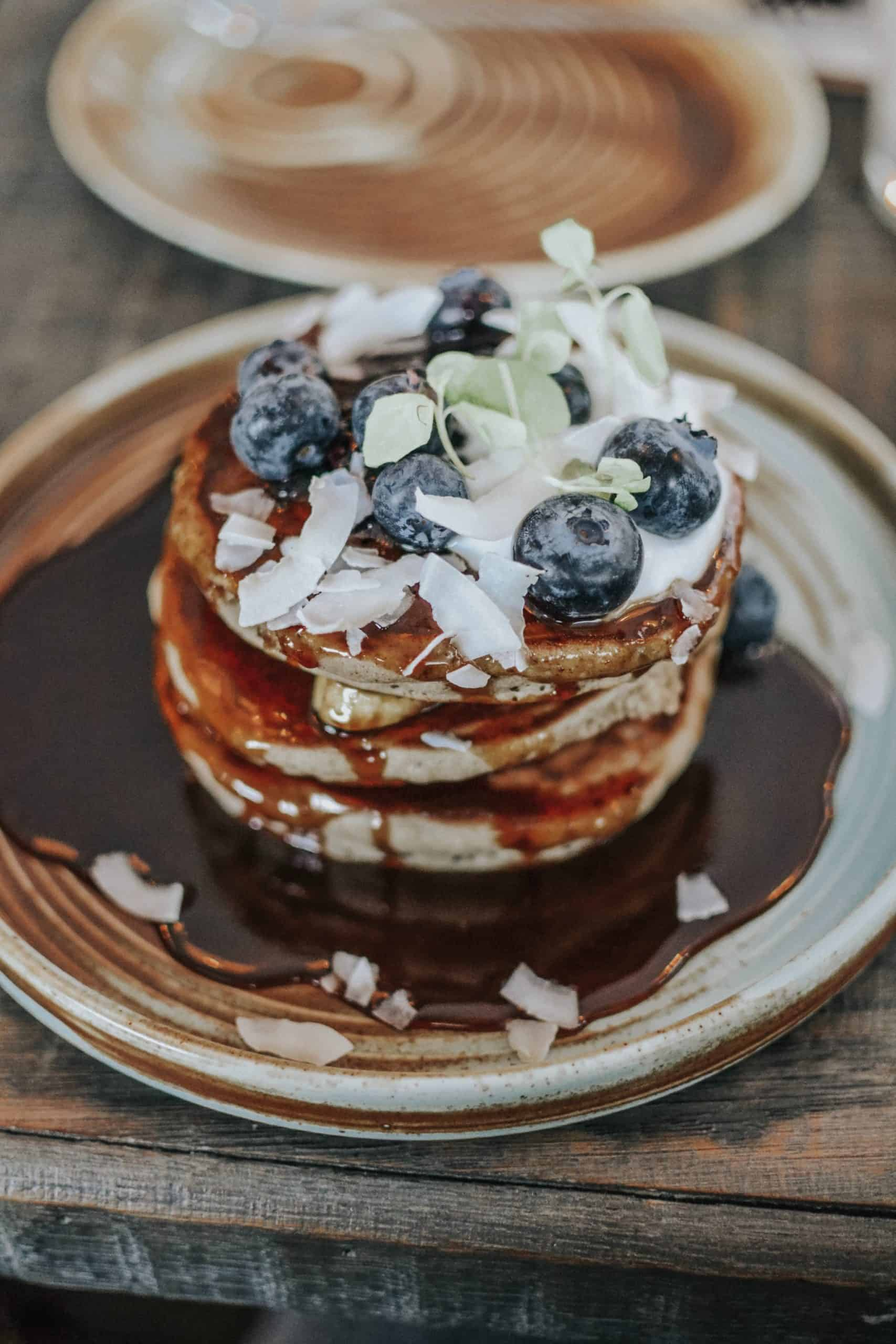 Nutritious And Healthy Pancake Toppings